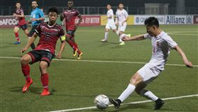 ▲亞足聯盃航源FC與北韓425。(圖/大會提供)