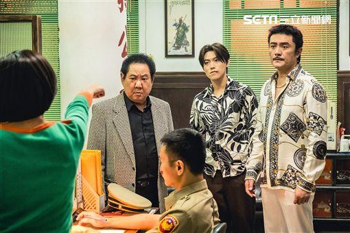 馬如龍去年特別演出《鬥魚》電影版,未來將會視身體狀況參與戲劇演出。(圖/多曼尼提供)