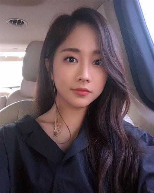 吳英珠(南韓高學歷正妹)/翻攝自吳英珠IG