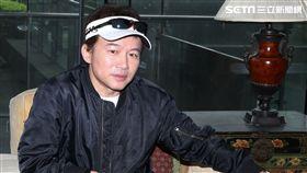 孫鵬回歸國光幫幫忙主持棒,首次露面談赴美救子。(記者邱榮吉/攝影)