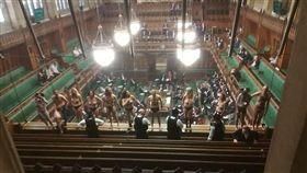 英下議院抗議