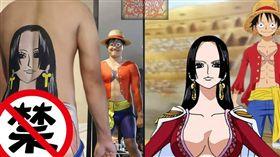 泰國,魯夫,女帝,波雅漢考克,航海王,cosplay https://www.facebook.com/Lowcostcosplay/photos/a.1382107312037994/2260387114210005/?type=3&theater