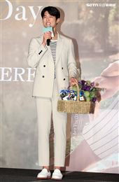南韓演員朴寶劍三度舉辦台灣見面會,要陪伴所有粉絲共度一個難忘的「Good Day」。(記者邱榮吉/攝影)