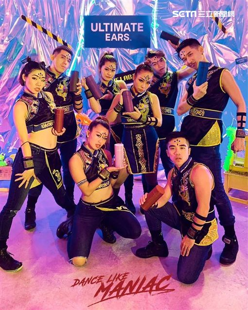 MANIAC Family,達人秀,催票,決賽,台灣之光。翻攝自MANIAC Family臉書粉絲團