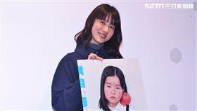 連俞涵透露自己剛從日本東北滑雪度假回來,打算下個月再去一趟日本。(圖/記者蔡世偉攝影)