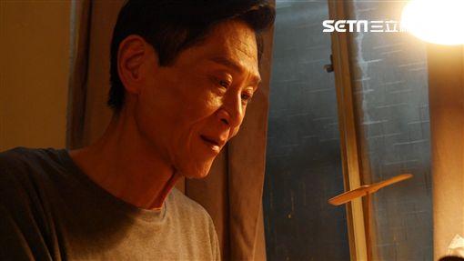喜翔演出華視電視電影《師父招領》。(圖/華視提供)