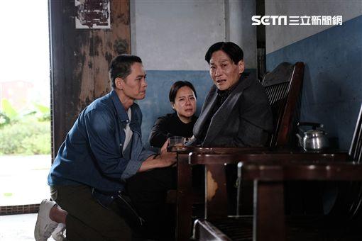 喜翔、黃鐙輝,演出華視電視電影《師父招領》。(圖/華視提供)