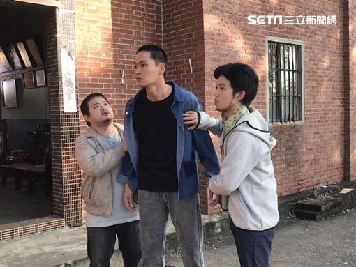 黃鐙輝演出華視電視電影《師父招領》。(圖/華視提供)