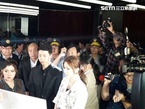 0403韓國瑜臨檢夜店
