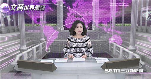 陳文茜/中天提供