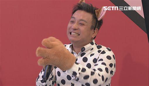 王中平、馬丁老婆Sharon 圖/中天電視提供
