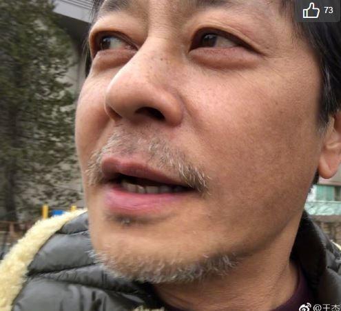王傑(翻攝自微博)