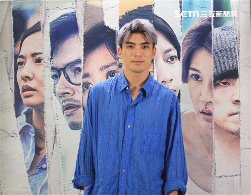 林哲熹與曾沛慈,演出《我們與惡的距離》。(圖/公視提供)