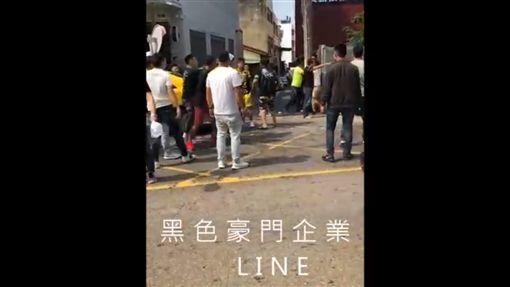 媽祖,鎮瀾宮,鬥毆,台中/黑色豪門企業