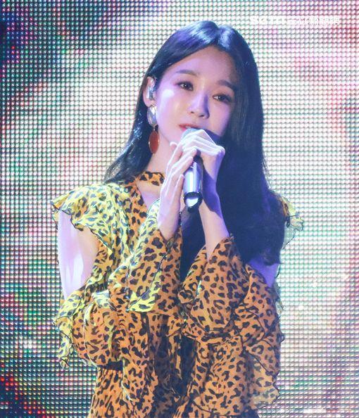 韓女團DAVICHI二度來台開唱。(圖/記者林士傑攝影)