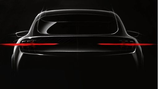 ▲Ford以Mustang為參考打造純電SUV。(圖/翻攝網站)