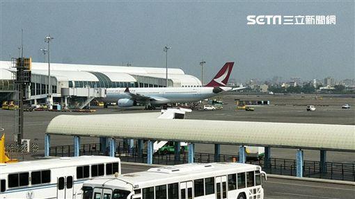 高雄,小港機場,引擎,港龍,旅客,冒煙,返航,迫降