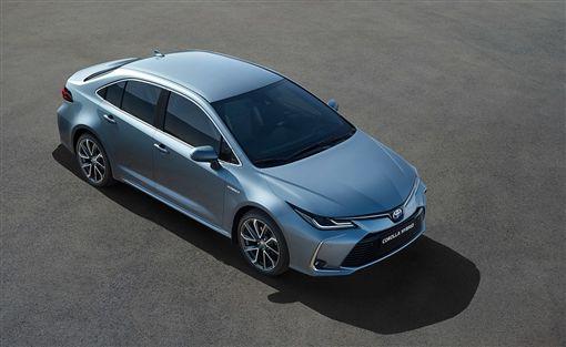 ▲全新Altis Hybrid導入台灣。(圖/翻攝網站)