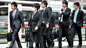 圖/翻攝pixabay,日本上班族