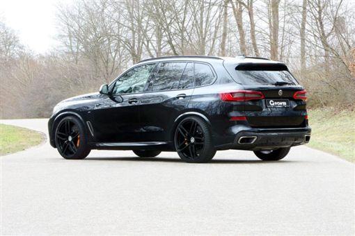 ▲G-Power推出BMW X5改裝套件(圖/翻攝網路)
