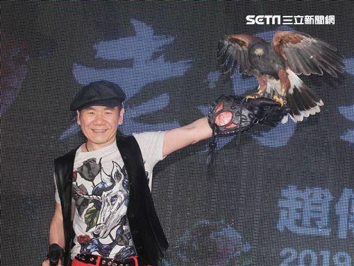 趙傳宣布8月唱進小巨蛋。(圖/記者邱榮吉攝影)