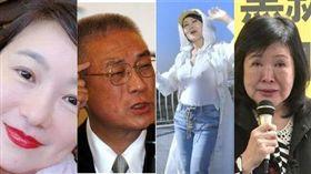 吳敦義,張琍敏,鄭惠中,張瑞竹,韓國瑜 圖/資料照