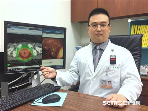 澄清醫院中港院區放射腫瘤科主治醫師羅元禎/澄清醫院提供