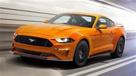 福特Mustang(圖/翻攝網路)