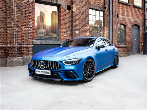 ▲Mercedes-AMG GT 63 S 1of31 4-Door Coupe(圖/翻攝網路)