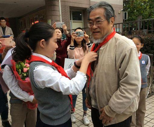台灣法學專家邵子平因領有中國身分證,被註銷台戶籍超怒。(圖/翻攝大公網)