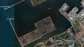 為強化反恐能量,海巡署今(8)日表示,今年5月4日將在台北港舉行海安10號演習,經報行政院核准後,將和2019金華演習實兵演練合併舉行,模擬台北港遭遇恐攻的相關應變能力。(圖/翻攝自google地圖)