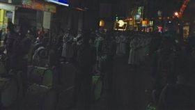 16:9 Google,街景,中元祭(圖/翻攝自爆怨公社)
