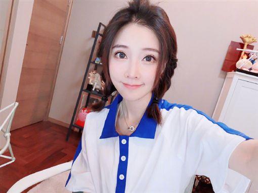 馮提莫,網紅,短髮,中國 (圖/翻攝自微博)