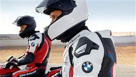 ▲BMW ProRace皮衣。(圖/翻攝BMW網站)