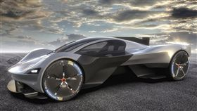▲Olympus Max概念Hypercar。(圖/翻攝網站)