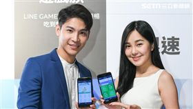LINE MOBILE,LINE,遠傳,Galaxy A30