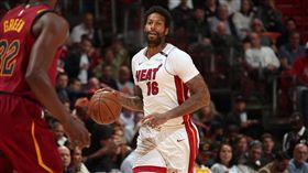 James Johnson。(圖/翻攝自NBA官方推特)