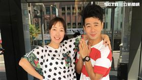 巴鈺、郭彥均《來去CHECK IN》 圖/中天電視提供