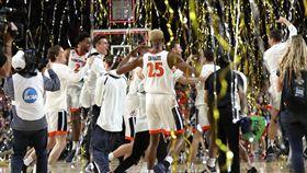 維吉尼亞奪NCAA冠軍。(圖/翻攝自NCAANCAA Final Four推特)