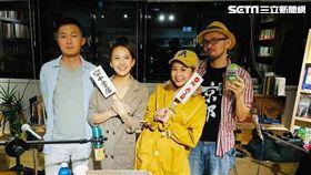 范宸菲第55場巡演中,好閨密女星范乙霏 (右)亂入跨刀。(圖/多利安提供)