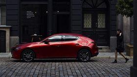 ▲All-New Mazda3。(圖/Mazda提供)