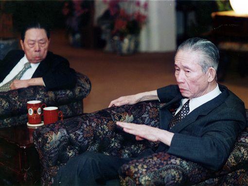 王永慶,王文洋,李寶珠,台塑,遺產 (圖/台塑集團)