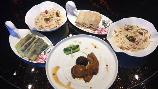 頤宮中餐廳,米其林三星(記者郭奕均攝影)