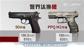 台中,台北,萬華,女警,清槍,警槍,保險