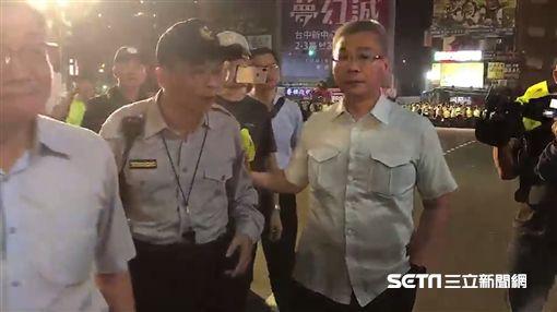 大甲媽彰化民生地下道衝突、彰化縣警局長方仰寧