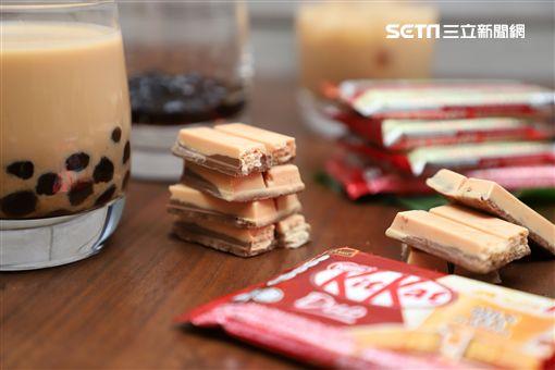 雀巢奇巧奶茶風味巧克力,泰國,零食,雀巢,奶茶巧克力,奶茶