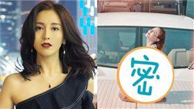 香港女星雨僑。(圖/雨僑臉書)