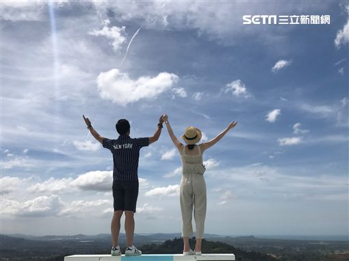 陳國華、Ivy《嗨!LET'S GO 3》 圖/亞洲旅遊台提供