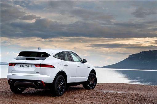 ▲New Jaguar E-PACE。(圖/Jaguar提供)