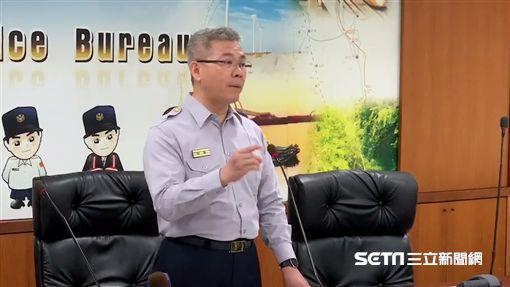 彰化縣警察局長方仰寧、鎮瀾宮董事長顏清標